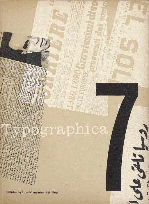 Typographica. London, 1949-196