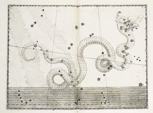 BAYER, Johann (1572-1625). Ura