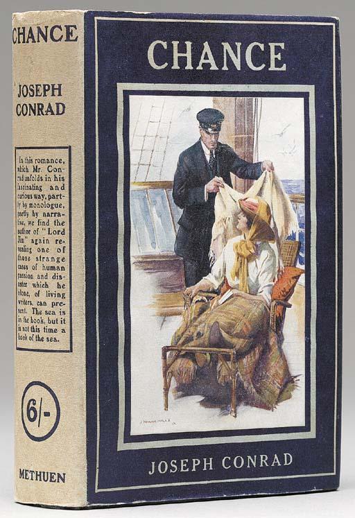 CONRAD, Joseph. Chance: A Tale