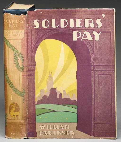 FAULKNER, William. A Soldier's