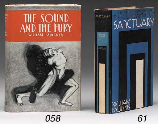 FAULKNER, William. The Sound a