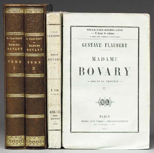 FLAUBERT, Gustave. Madame Bova