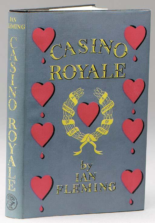FLEMING, Ian. Casino Royale. L