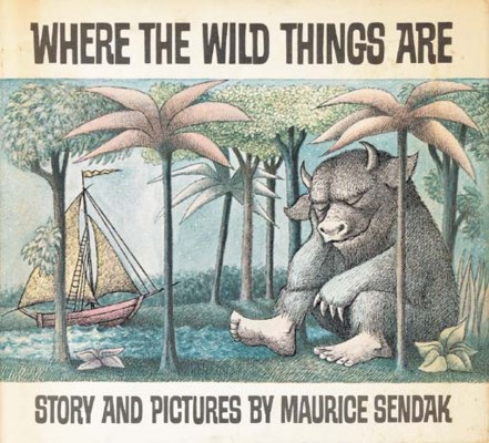 SENDAK, Maurice. Where the Wil