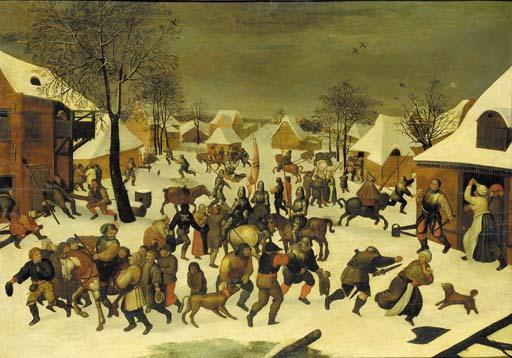 Studio of Pieter Brueghel II (