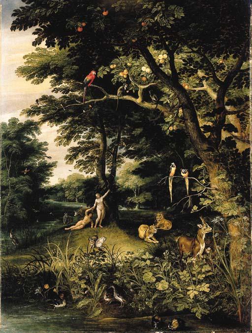 JAN BRUEGHEL II (Brussels 1601
