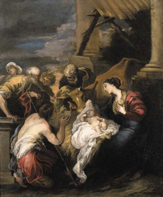 VALERIO CASTELLO (Genoa 1625-1