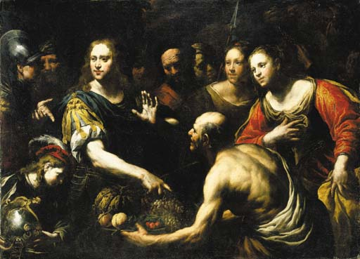 ORAZIO DE FERRARI (Voltri 1605