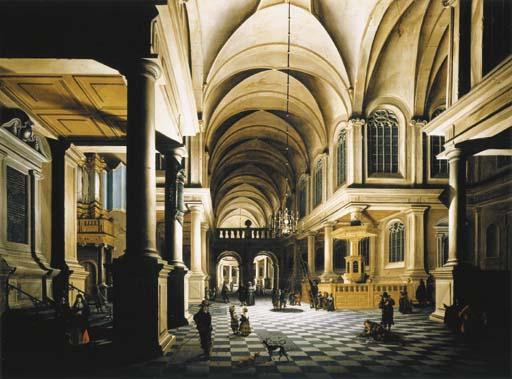 DANIEL DE BLIECK (active 1648-