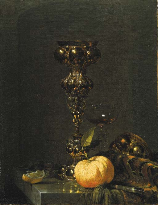 WILLEM KALF (Rotterdam 1619-16