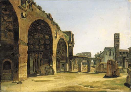 AMÉDÉE BOURGEOIS (Paris 1798-1