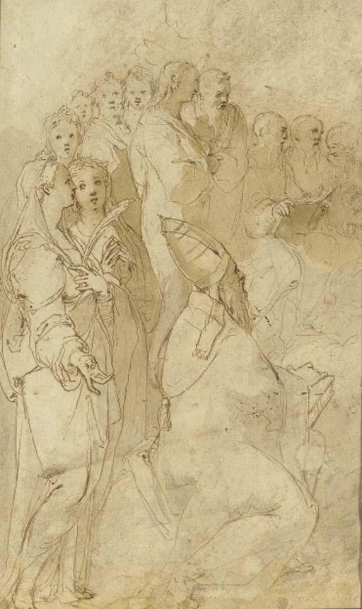 Taddeo Zuccaro (1529-1566)