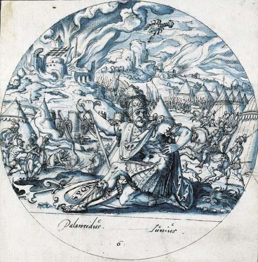 Attributed to Jost Amman (1539