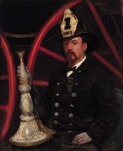 JULIAN SCOTT, DATED 1881