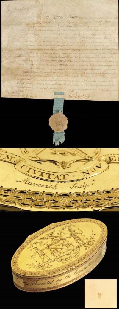 THE JOHN JAY FREEDOM BOX: AN I