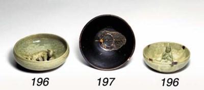Two Unusual Yueyao Bowls