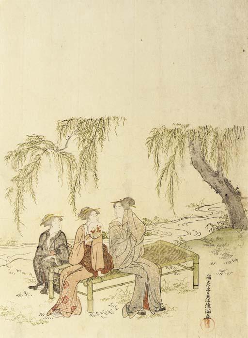 Kitagawa Utamaro (1754-1806) K