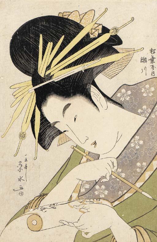 Ichirakutei Eisui (fl.ca.1790-1823)