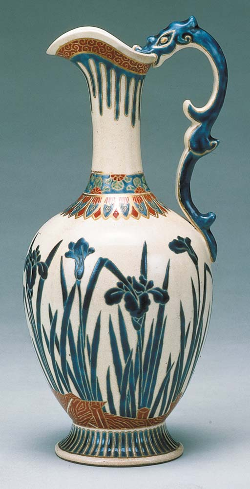 An Earthenware Ewer