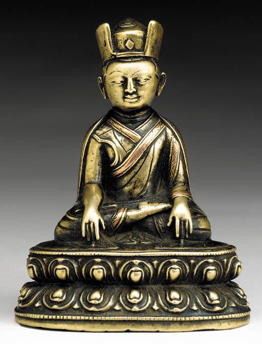 A Bronze Figure of a Situ or S