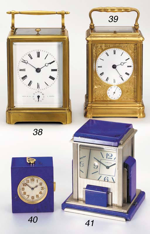 Patek & Cie. A fine and early