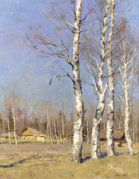 IGOR EMANUILOVICH GRABAR (1872-1960)