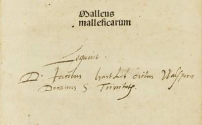 INSTITORIS, Henricus (ca. 1430