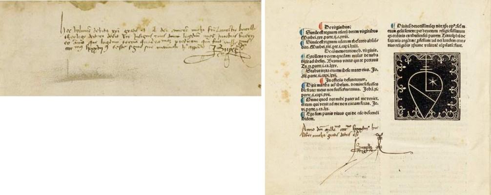 LUDOLPHUS DE SAXONIA (ca. 1300