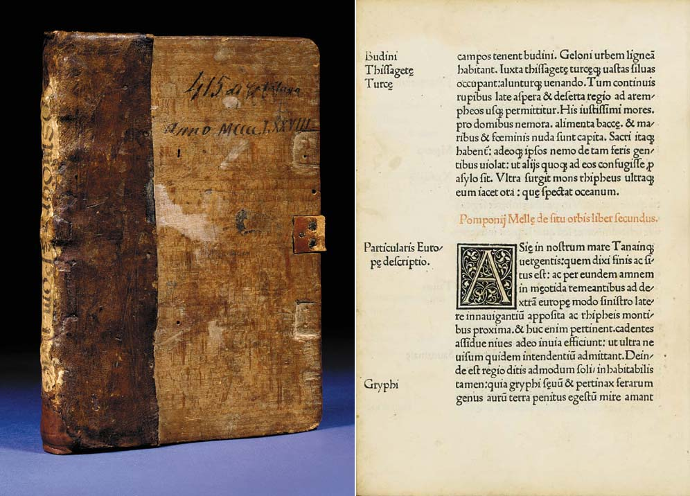 MELA, Pomponius (fl. 43 A.D.).