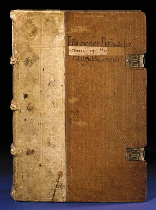 PETRARCA, Francesco (1303-1374