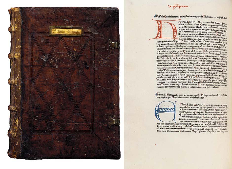 PLUTARCHUS (ca. 45-ca. 120). V