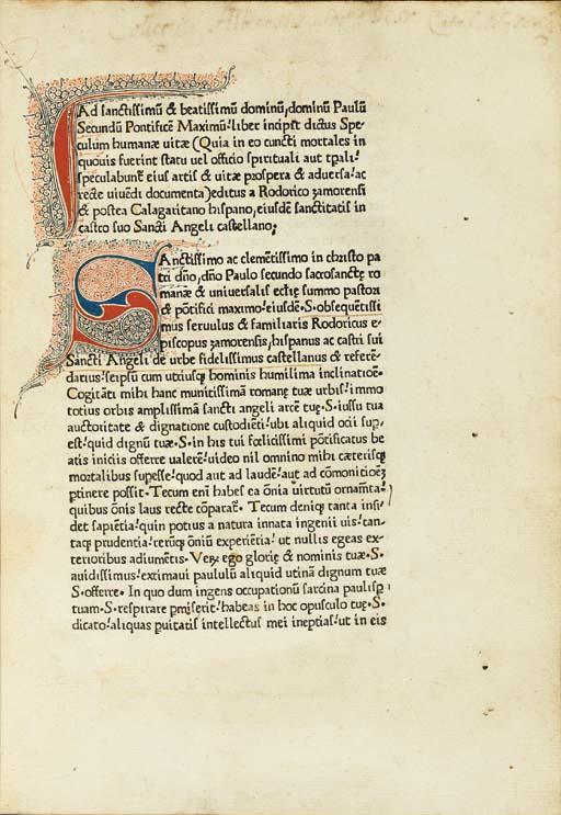 RODERICUS ZAMORENSIS (1404-147