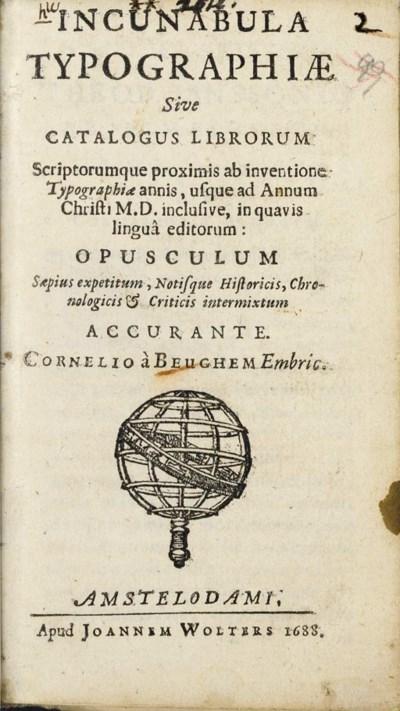 BEUGHEM, Cornelis à (fl. 1678-