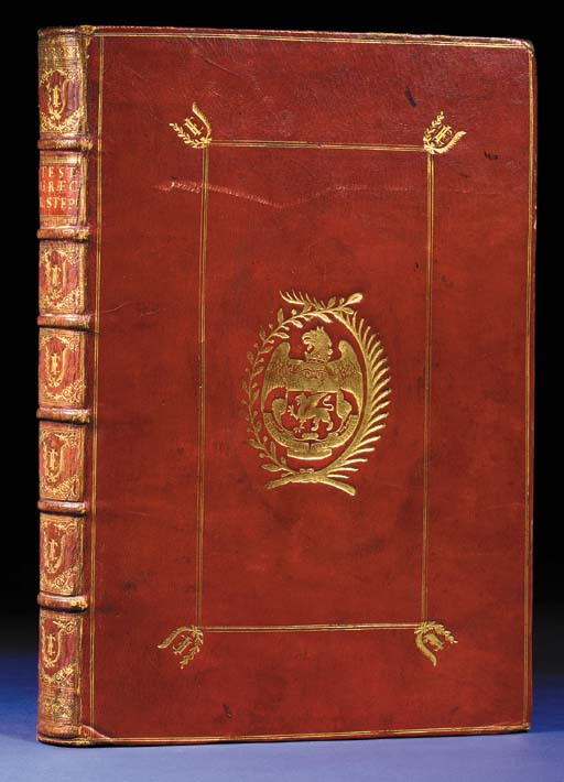 BIBLE, New Testament, Greek. E