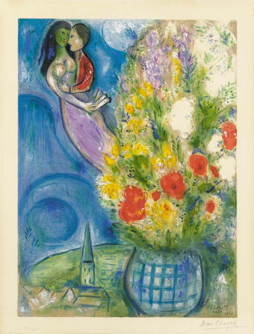 AFTER MARC CHAGALL