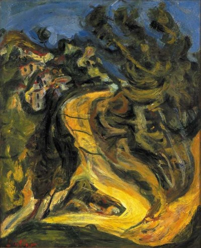 Chaim Soutine (1894-1943)