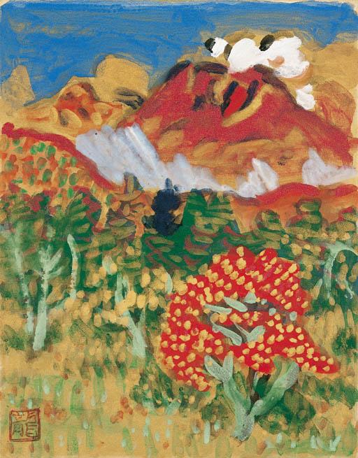 Umehara Ryuzaburo (1888-1986)