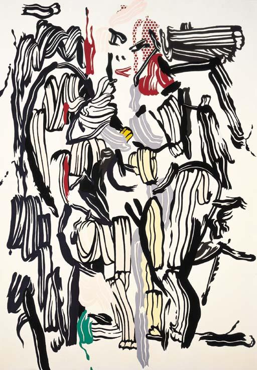 Roy Lichtenstein (1923-1977)