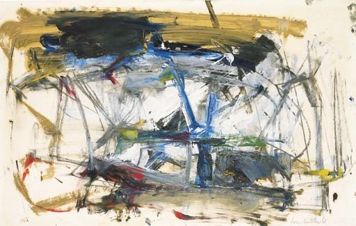 JOAN MITCHELL (1926-1992)