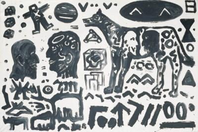 A.R. Penck (b. 1939)