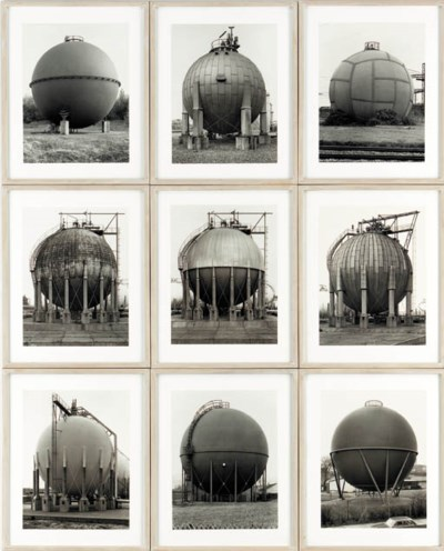 Bernd and Hilla Becher (b. 193