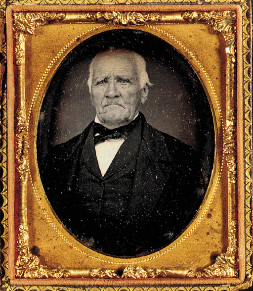 HOUSTON, Sam (1793-1863), Firs