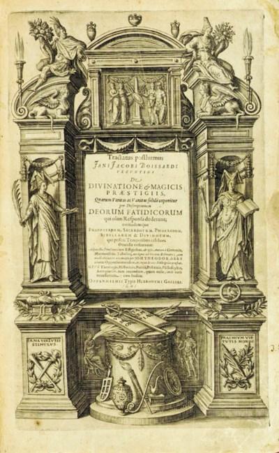 BOISSARD, Jean-Jacques (1528-1