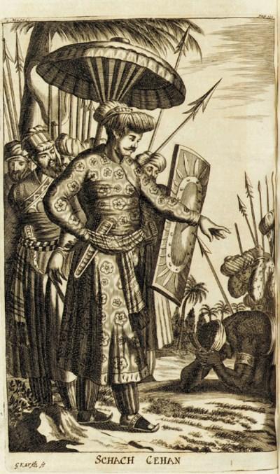 DAPPER, Olfert (d.1690). Asia.