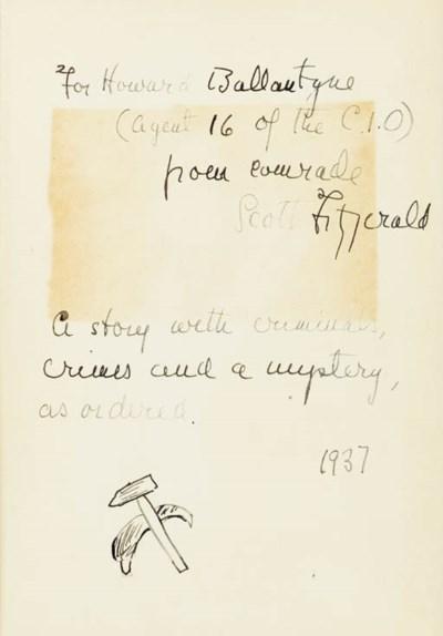 FITZGERALD, F. Scott. The Grea