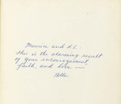 LEE, Harper (b. 1926). To Kill