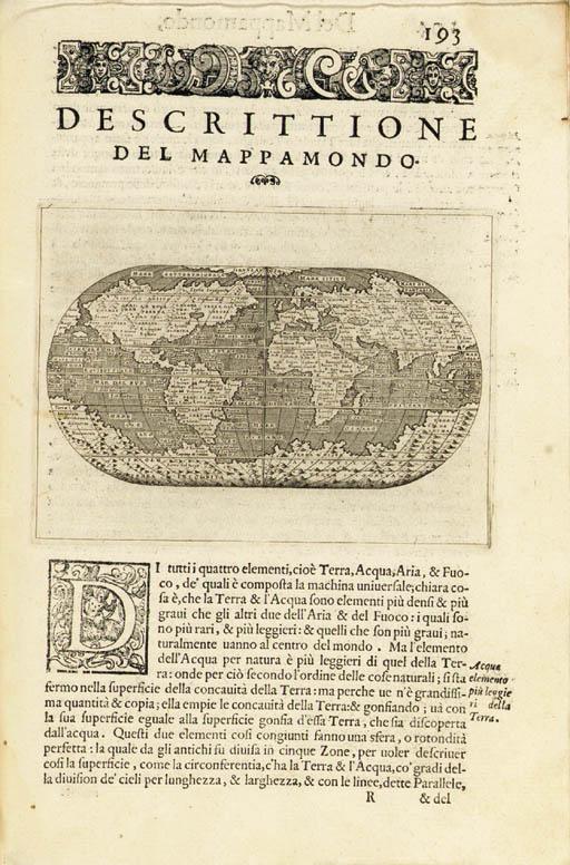 PORCACCHI, Tommaso (ca. 1530-1