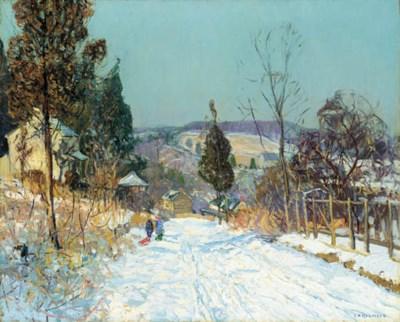 Edward Willis Redfield (1869-1