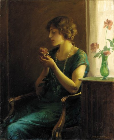 Charles Courtney Curran (1861-