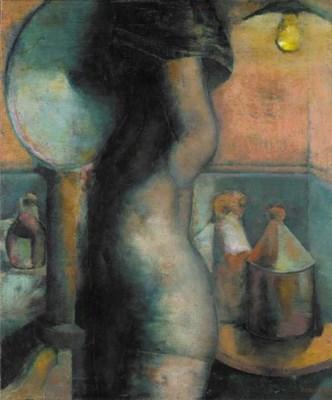 Armando Morales (b. 1920)